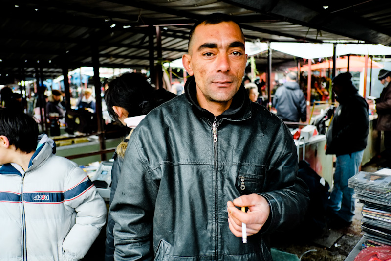 Kalenic Market, Belgrade.