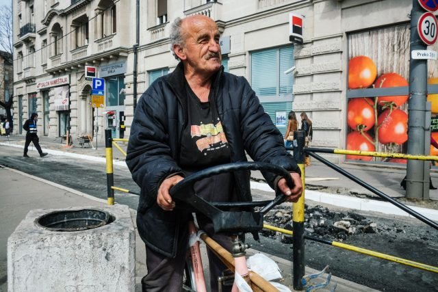 belgrade street photography