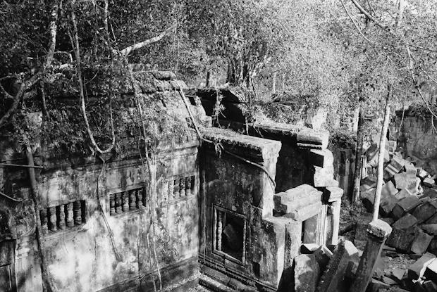 Beng Melea ruins, Cambodia