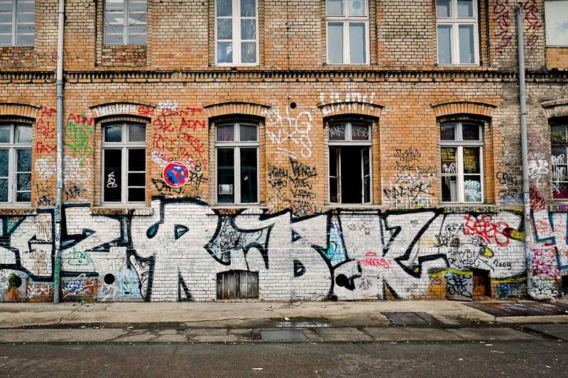 Berlin street art - Friedrichshain
