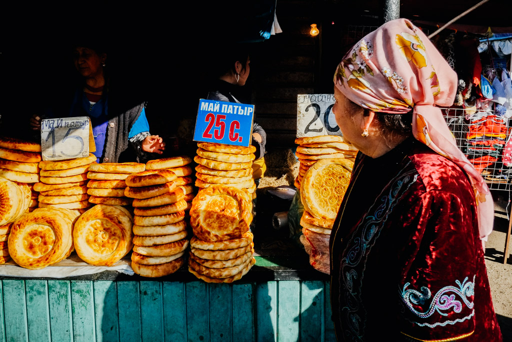 bishkek food