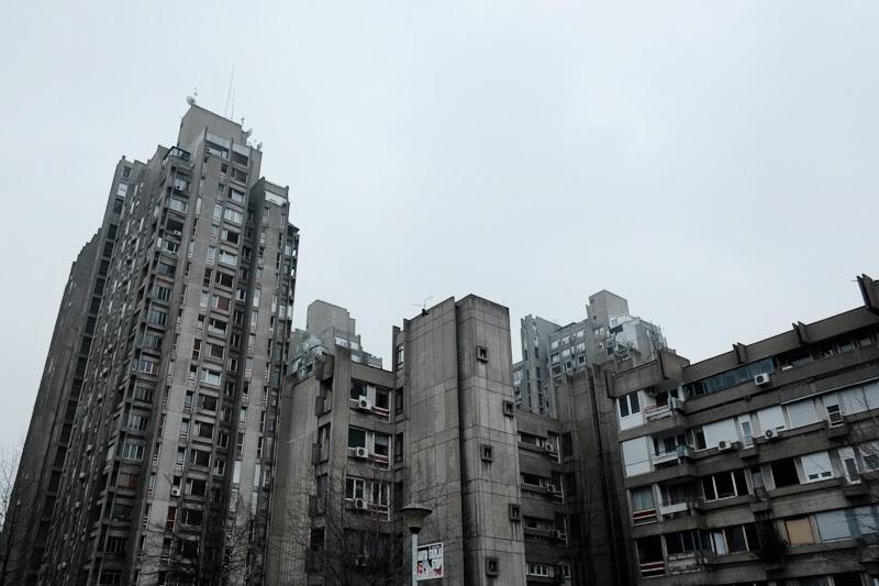 brutal skyscrapers