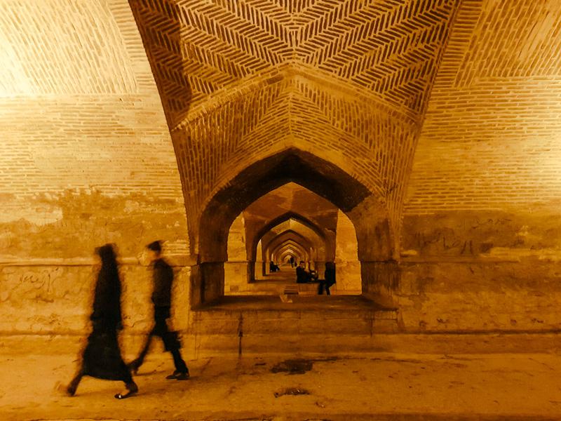 bridge esfahan