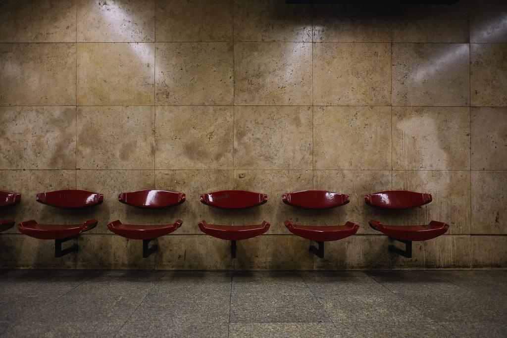 budapest metro architecture