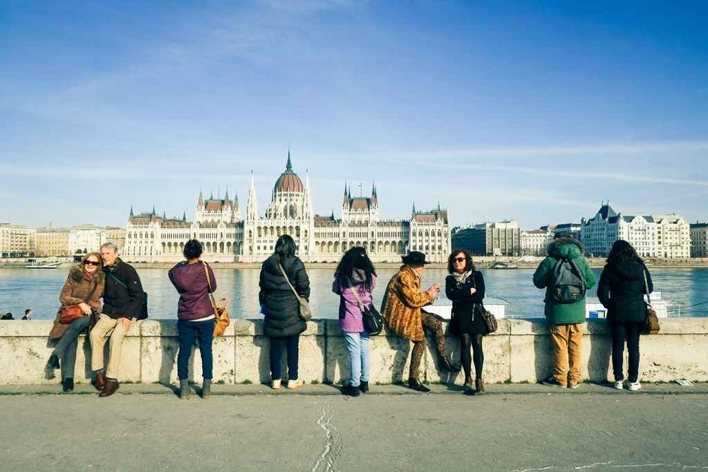 budapest tourists