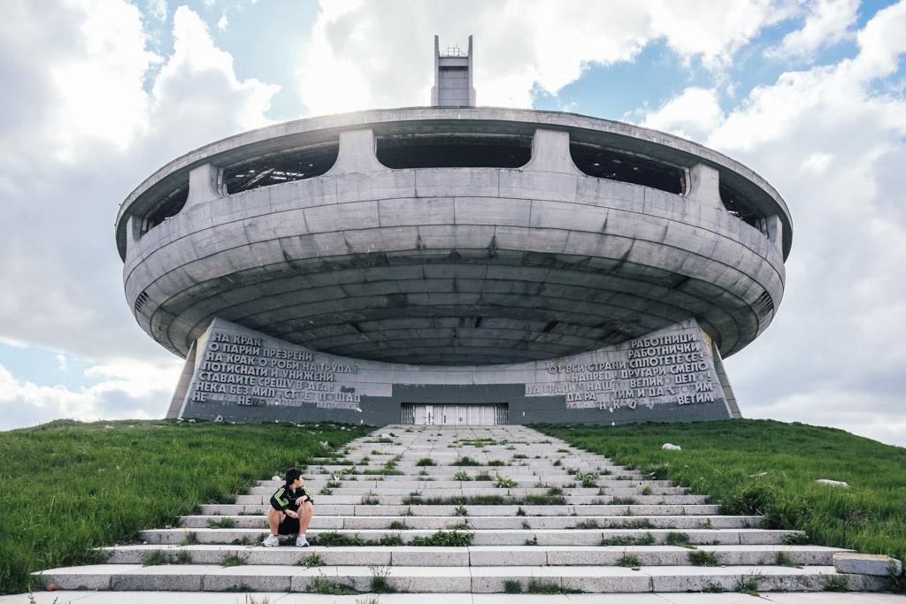 buzludzha communist monument bulgaria