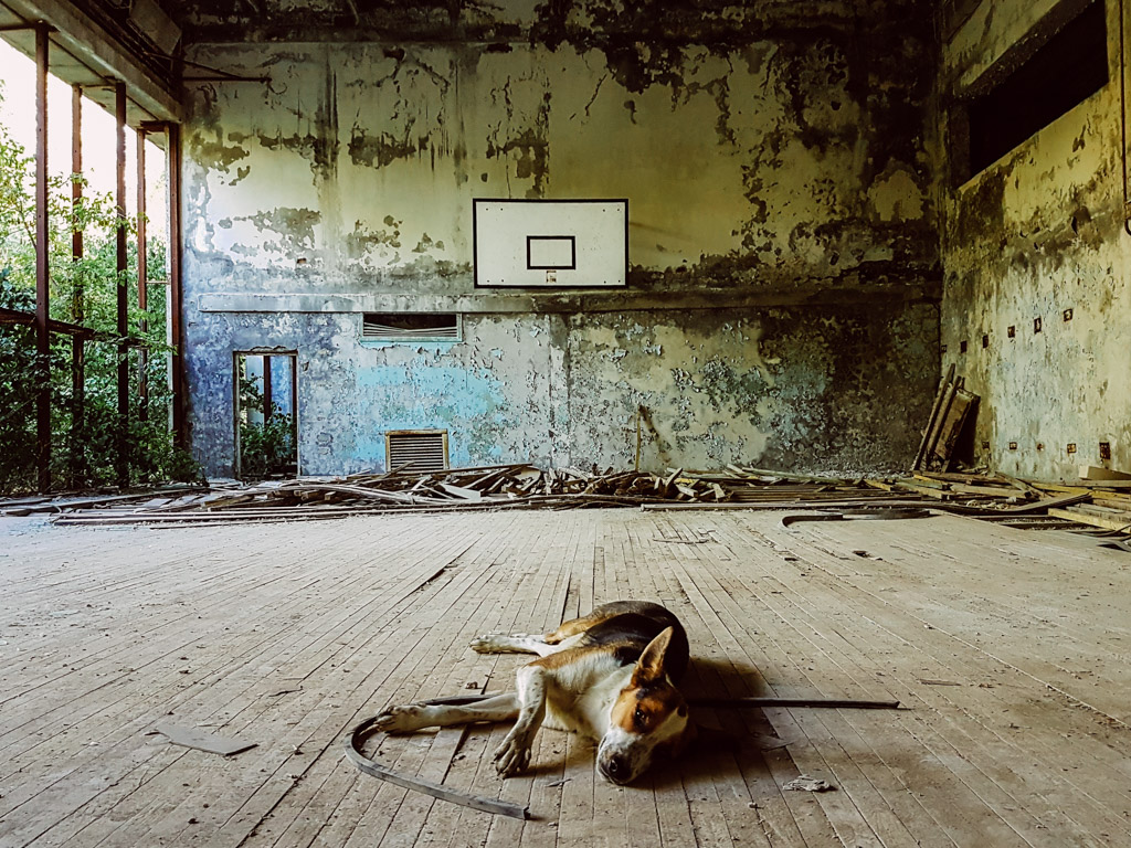 chernobyl basketball