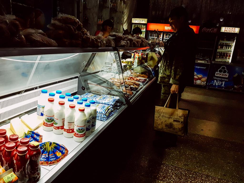 chernobyl market