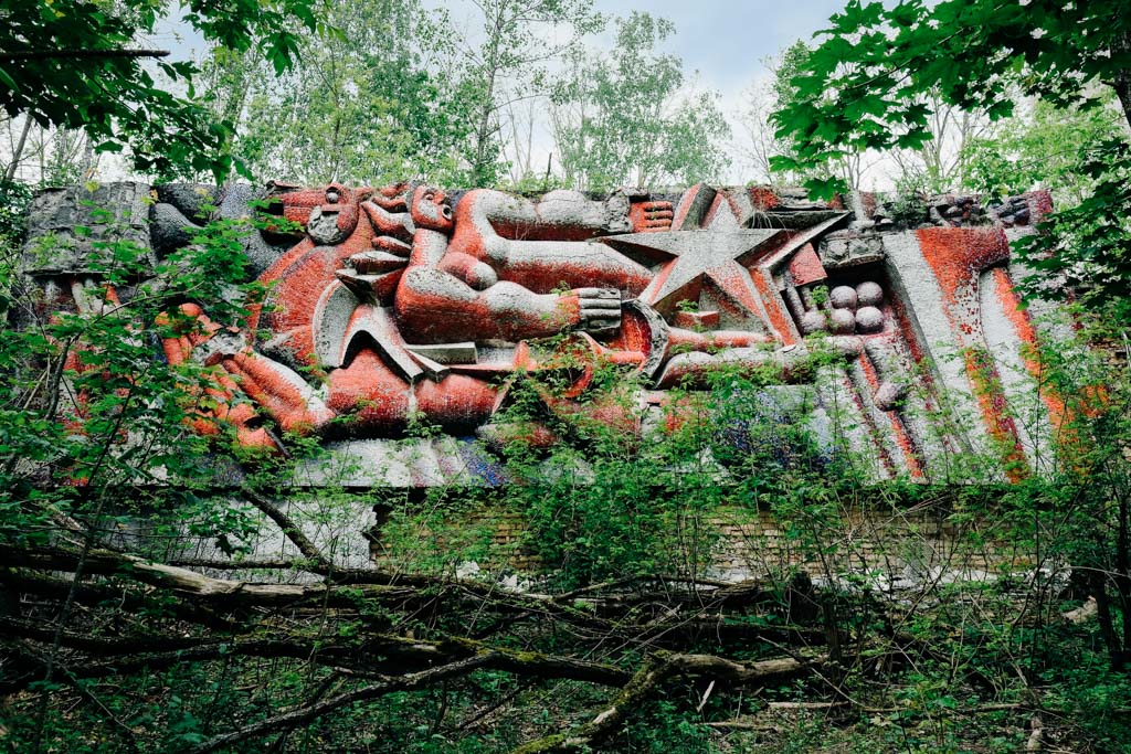 chernobyl mosaic tour
