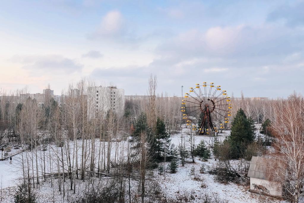 chernobyl pripyat tour winter
