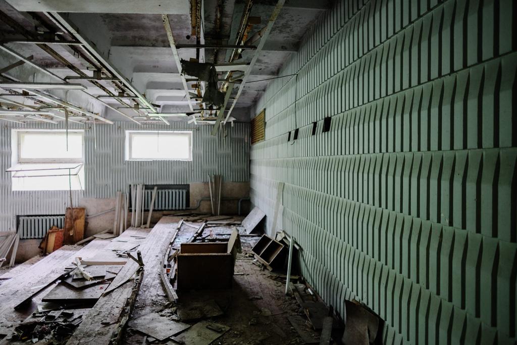 chernobyl soviet modernism