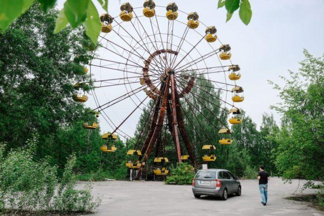 chernbyl tour