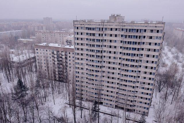 chernobyl tour pripyat winter 2019