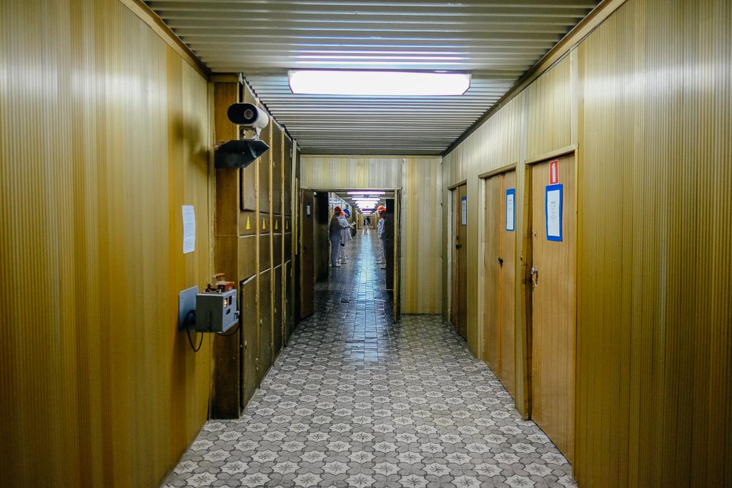 chernobyl tour reactor