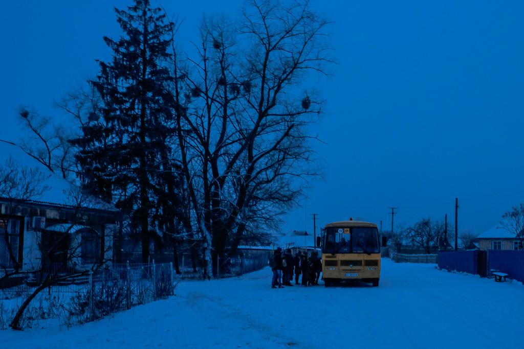chernobyl village tour