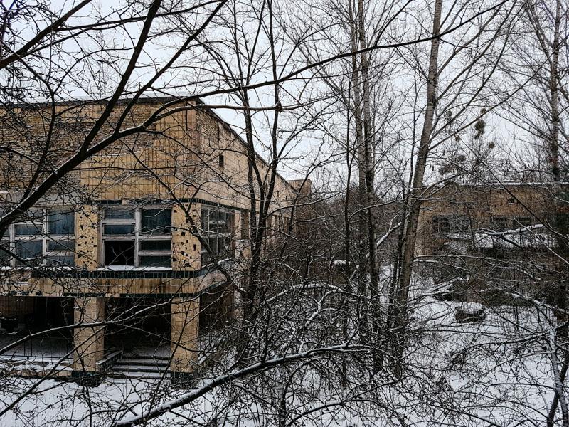 chernobyl winter touring