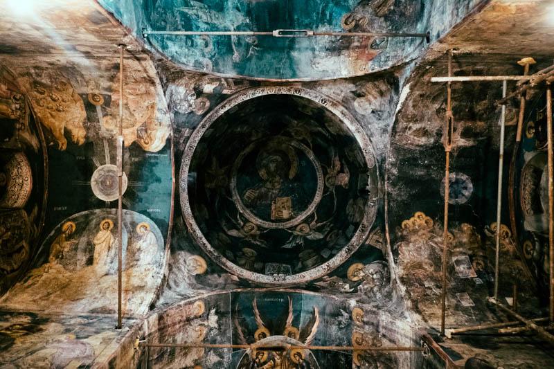 Church Mother of God Peribleptos