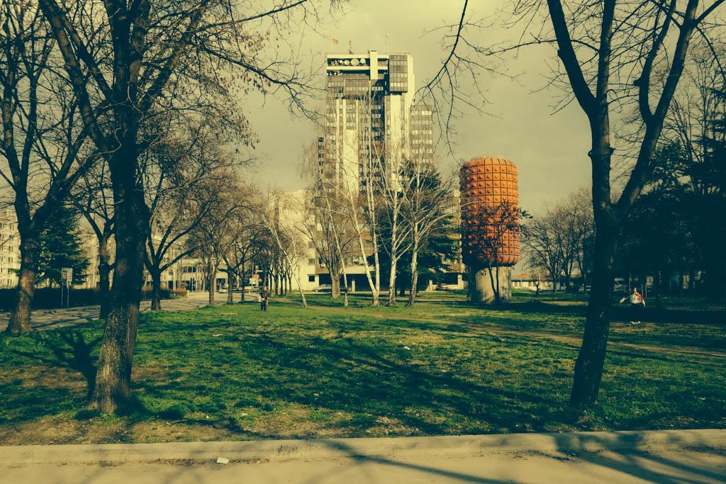 communist architecture era