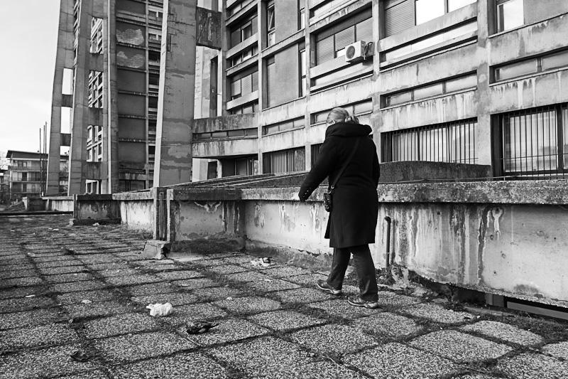 Communist architecture tour, Zagreb.