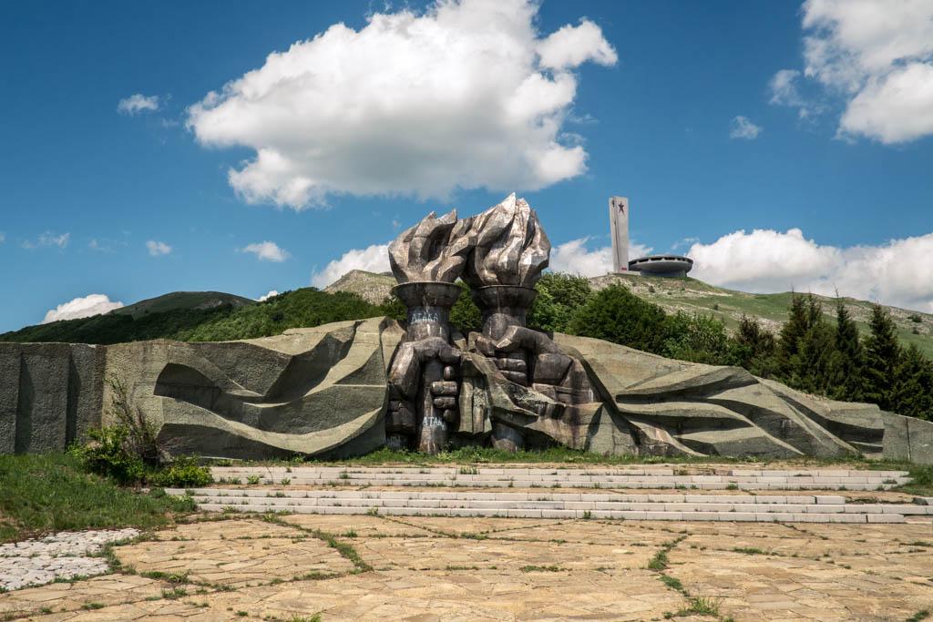 greatest abandoned communist monument on Earth