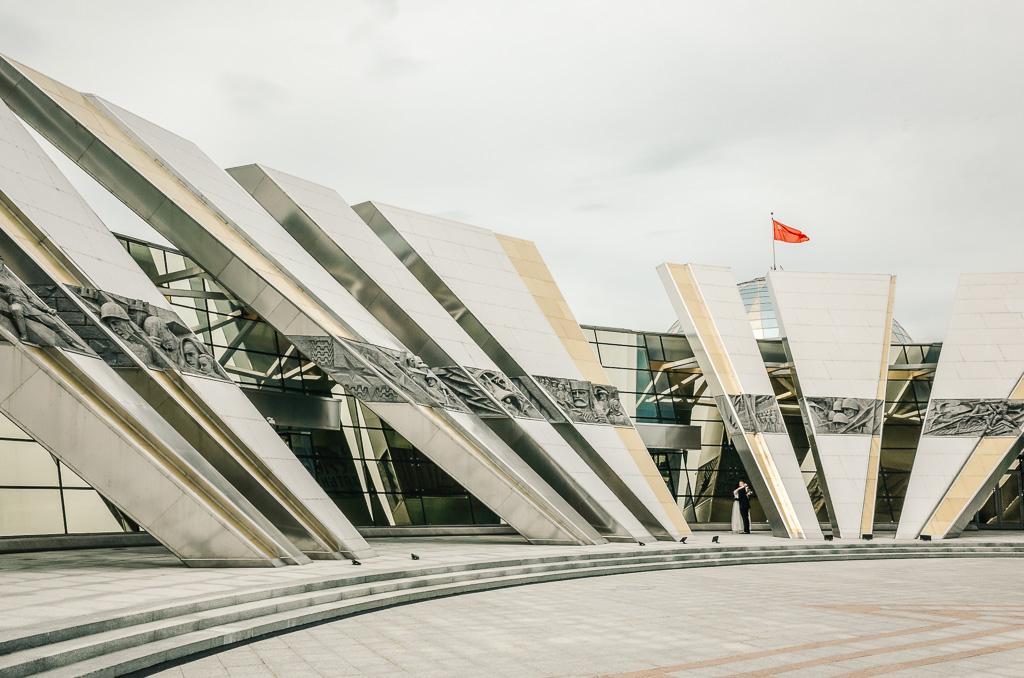communist minsk architecture
