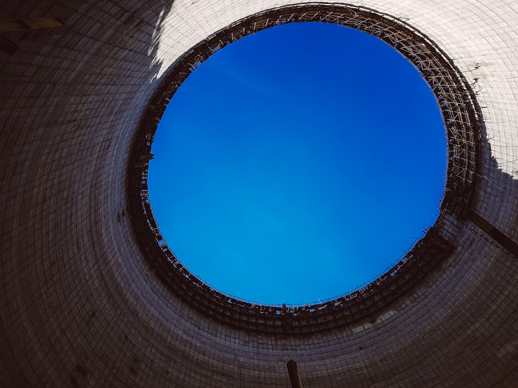 cooling tower chernobyl reactor