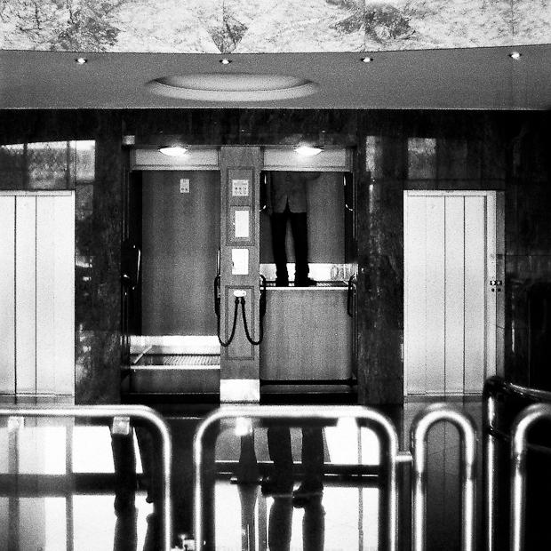 crazy soviet lift