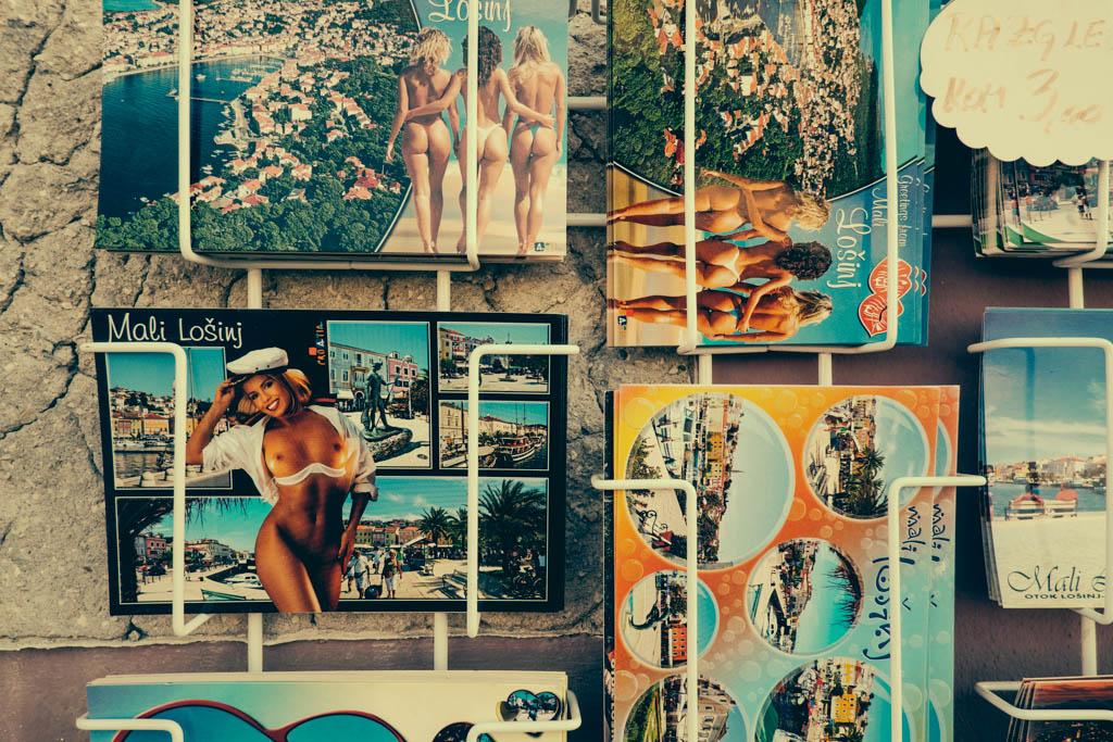 croatian postcards