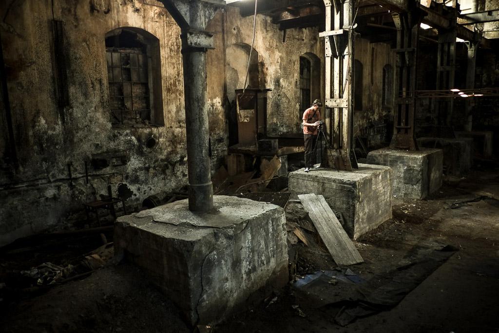 abandoned sugar factory belgrade beograd