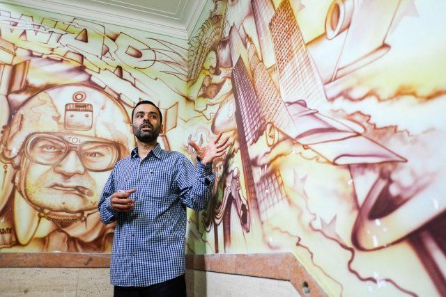 Den of Epsionage US Embassy Iran