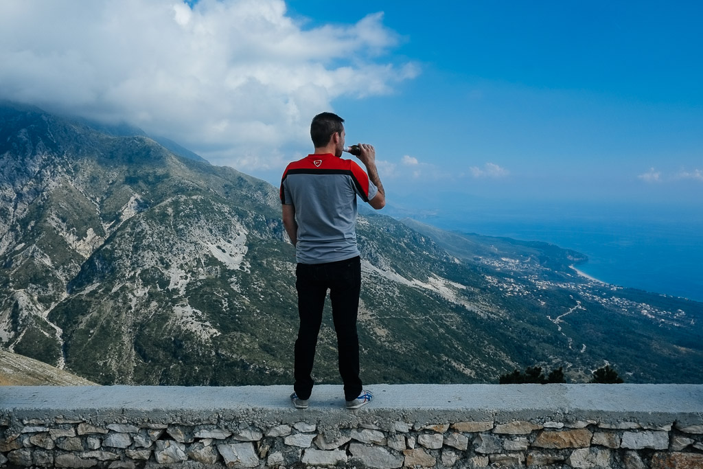 dhermi albania