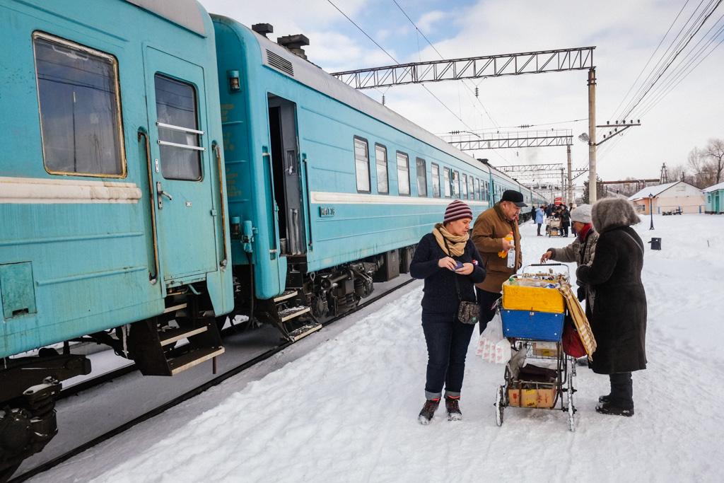 tashkent almaty train journey
