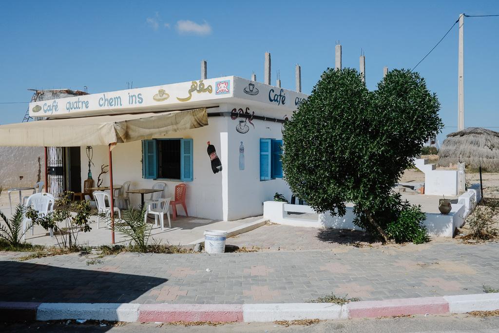 djerba cafe tour tunisia