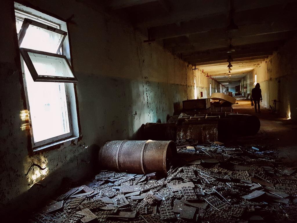 duga building interior chernobyl