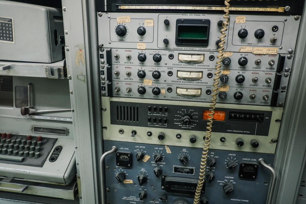 embassy spy equipment tehran iran USA