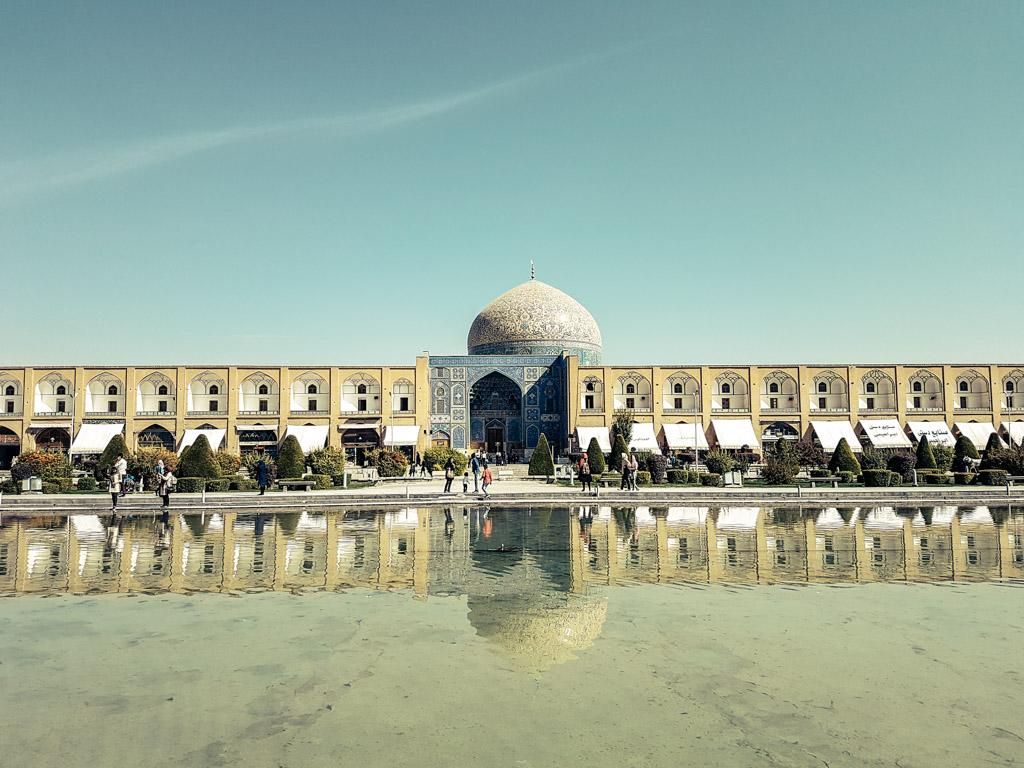 esfahan main square iran