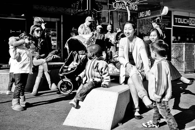 Footscray street photography