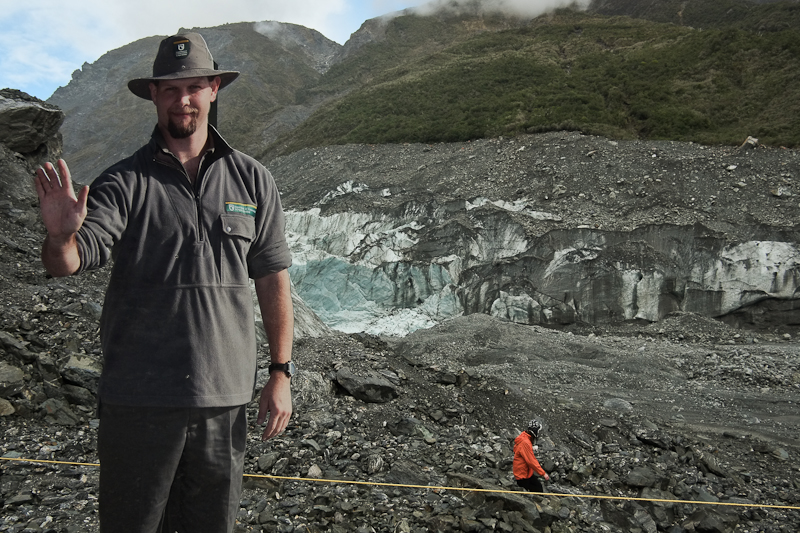 fox glacier tourist death