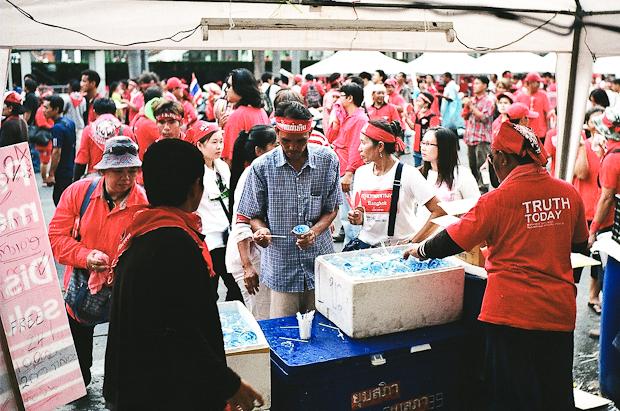 free water - Bangkok