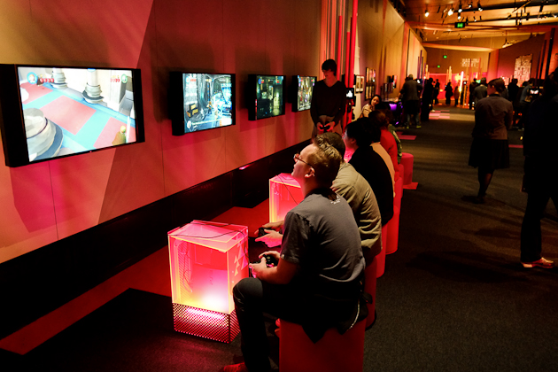 game masters exhibition