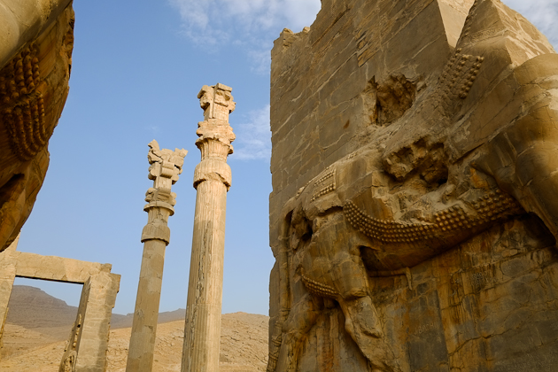 Gate of All Nations - Persepolis - Iran