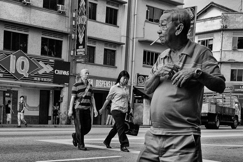 Geylang Street - Singapore