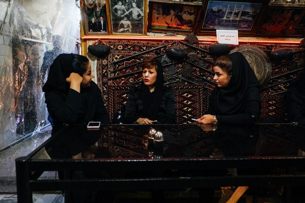 girls of iran