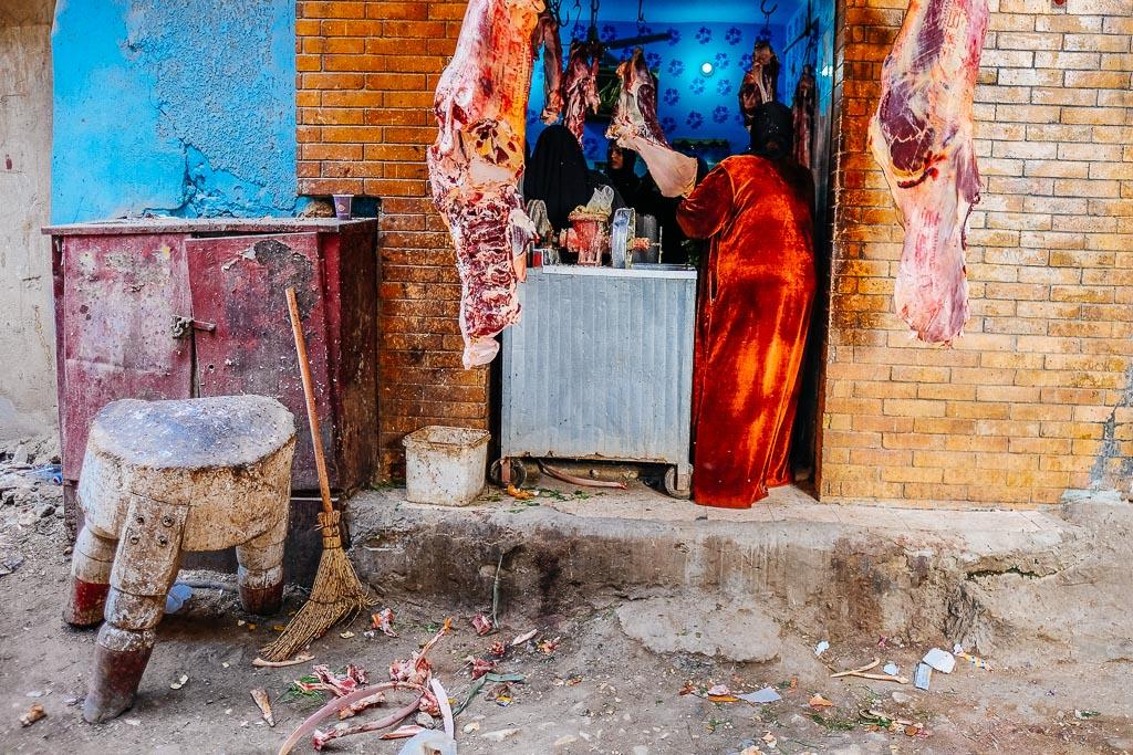 giza butcher shop