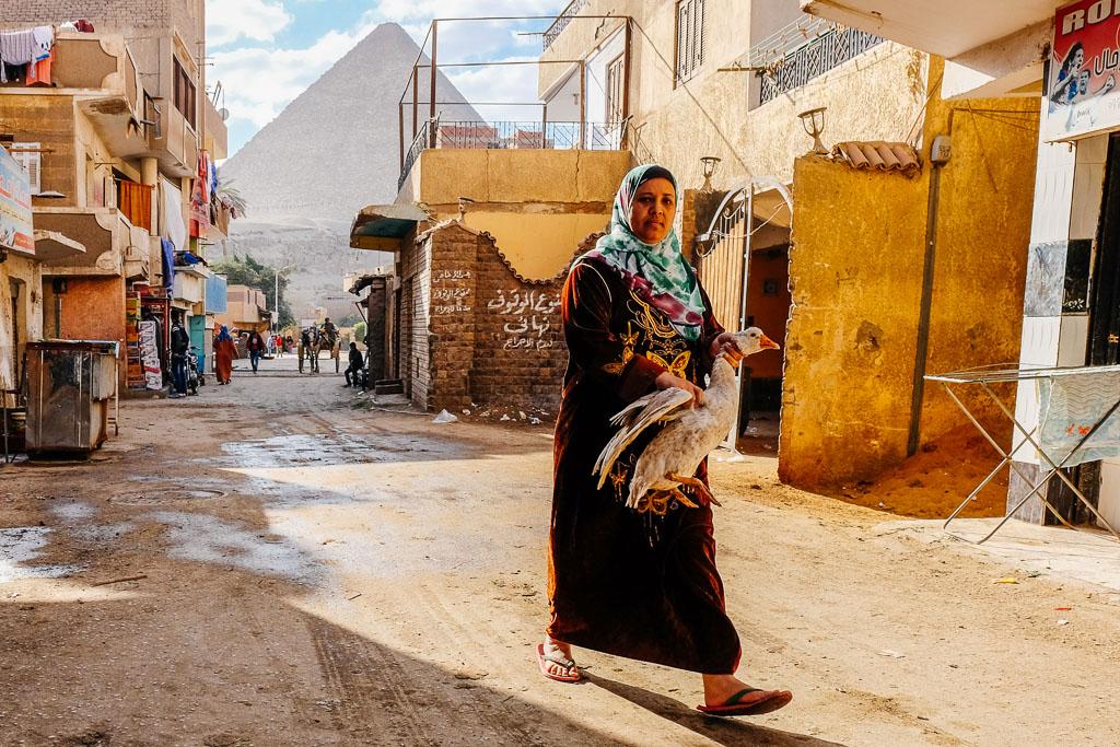 giza street photography egypt
