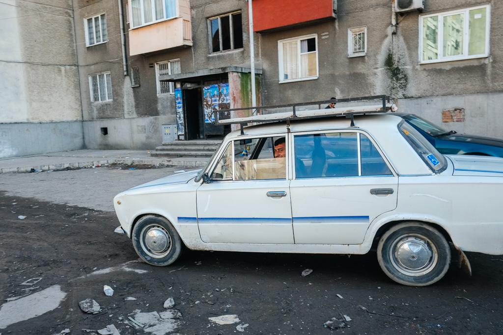 gypsy car stolipinovo ghetto