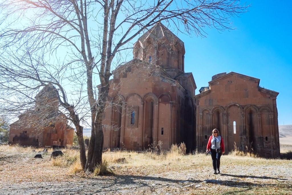 abandoned monastery armenia