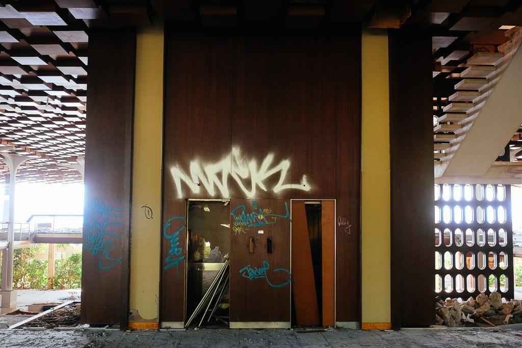 hotel abandoned krk