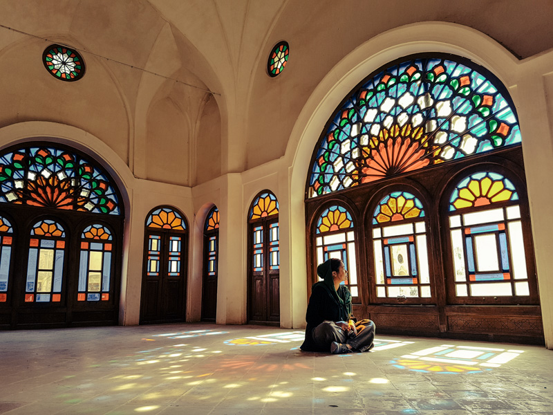 house kashan iran tour