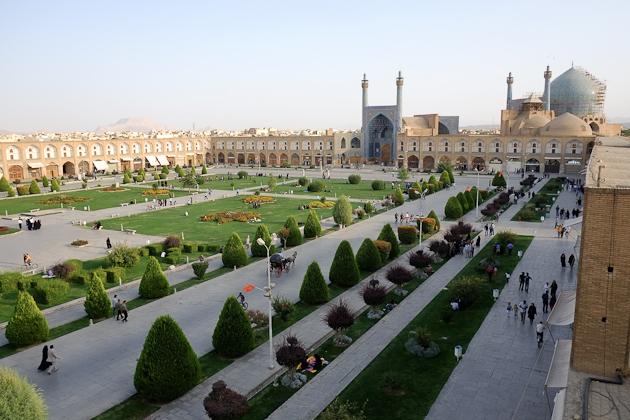 Imam Square - Deservedly UNESCO